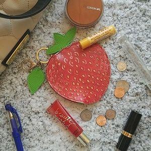 Other - Strawberry mini bag NWT